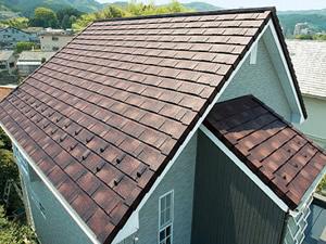 RooGA鉄平の屋根