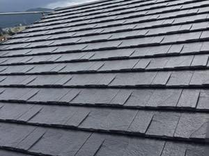 RooGA鉄平(メタル)の屋根
