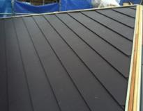 屋根のカバー工法(重ね葺き工事)の流れイメージ③