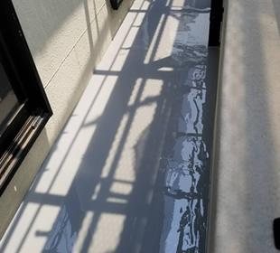 防水工事の画像